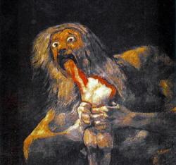Dipinto di Francisco de Goya