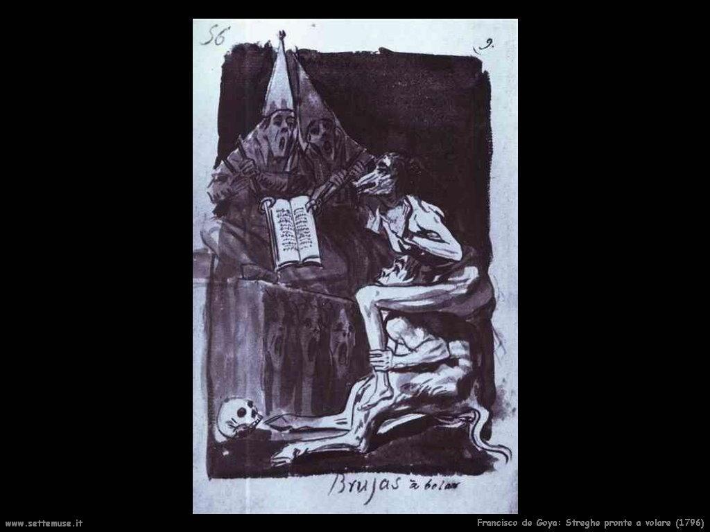 Francisco de Goya natura morta e disegni