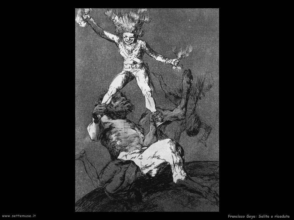 Francisco de Goya ascesa e ricaduta