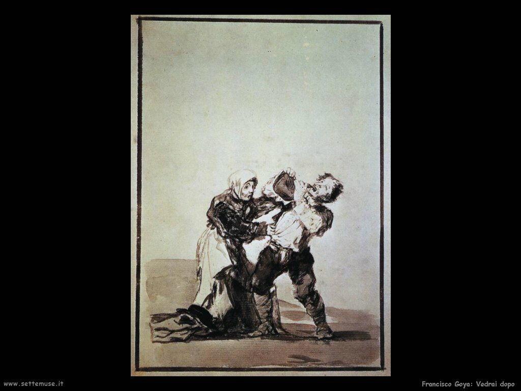 Francisco de Goya vedrai dopo