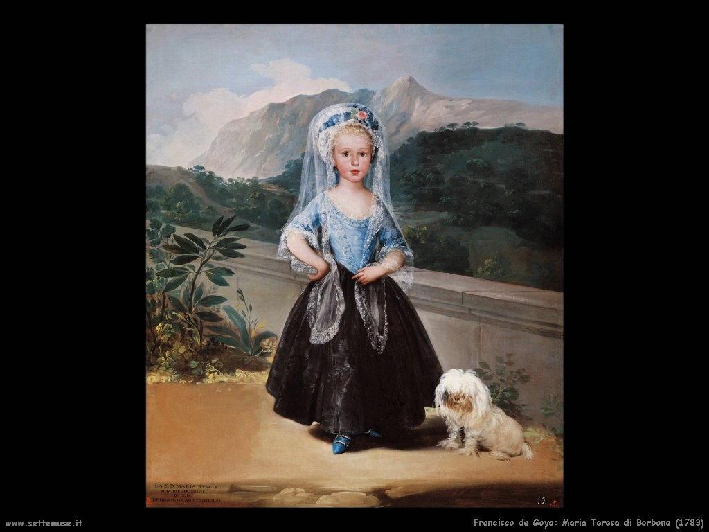 Francisco de Goya Ritratti e Autoritratti
