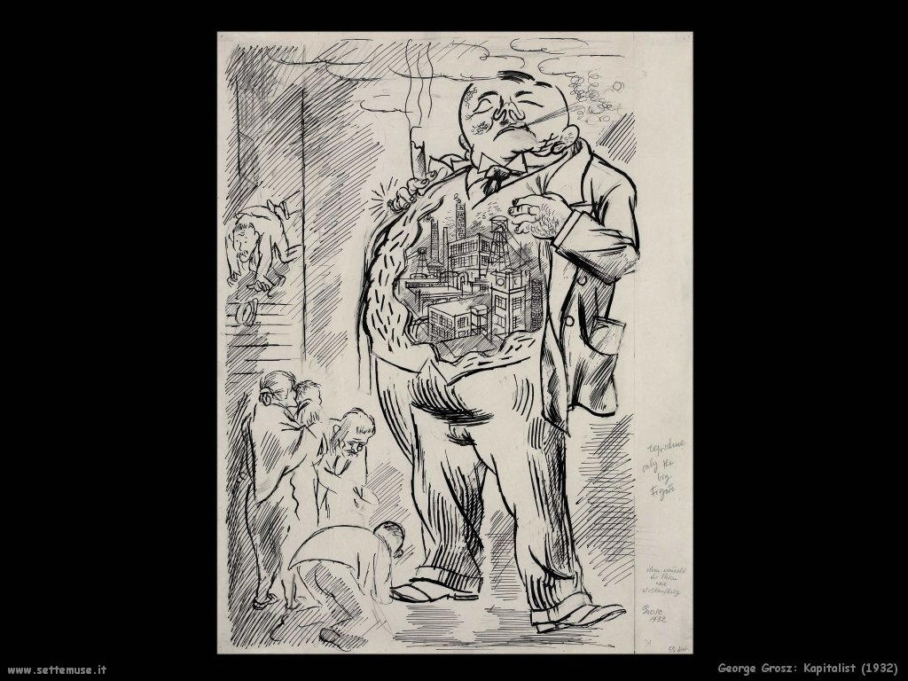 george_grosz_004_Kapitalist_1932