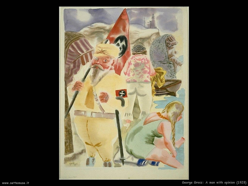 george_grosz_027_A_Man_with_Opinion_1928