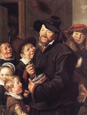 Pittura di Frans Hals
