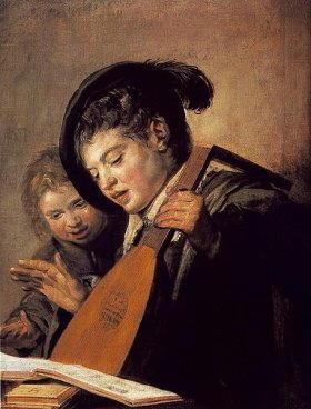 Opera di Frans Hals