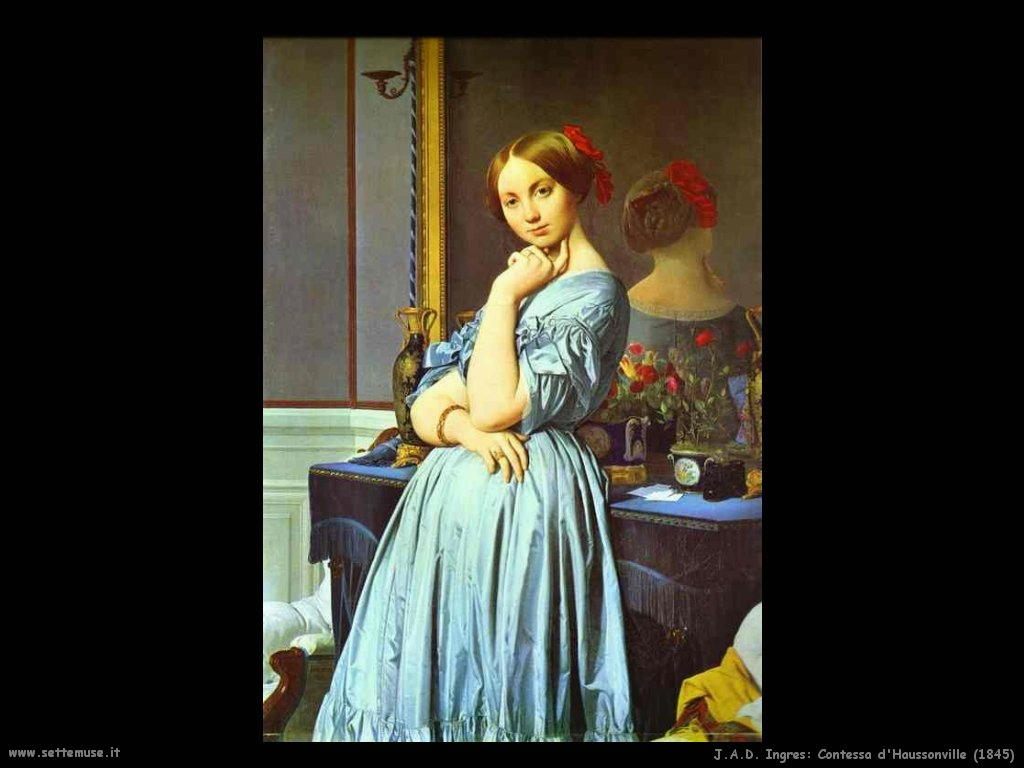 Bagno Turco Ingres : Jean august ingres pittore altre opere 2 settemuse.it