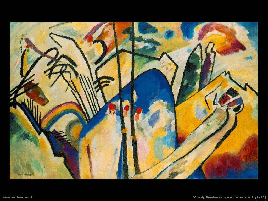 VASSILY KANDINSKY slideshow Galleria opere d'arte | Settemuse.it ***