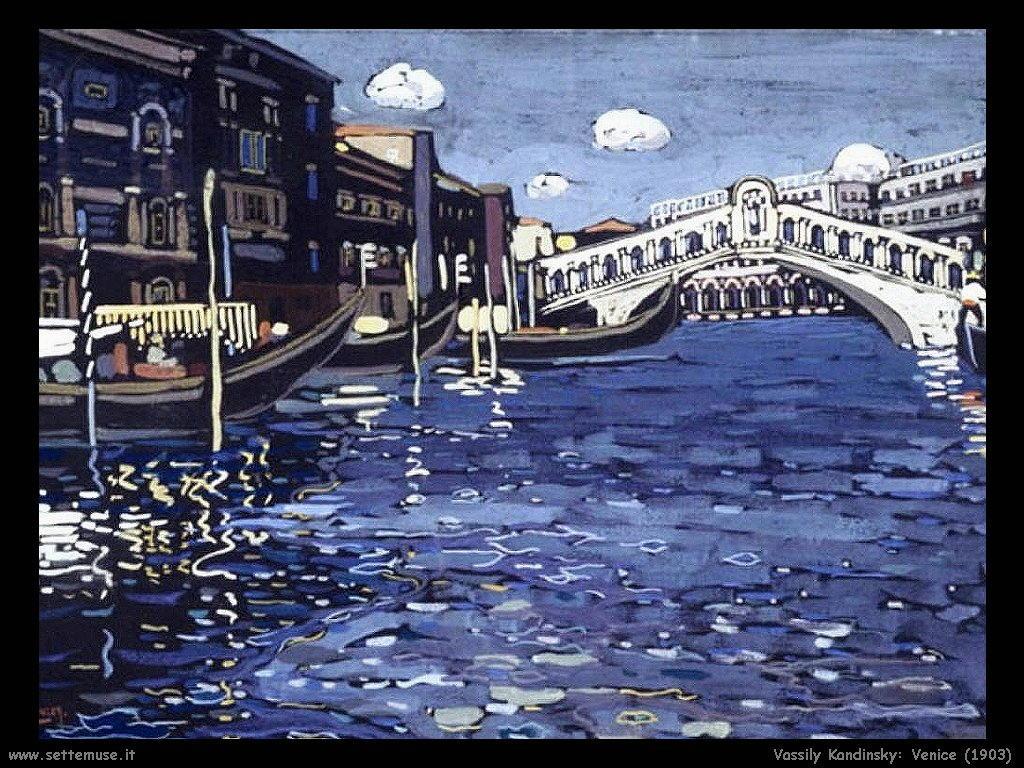 Venice 4 1903 kandinsky