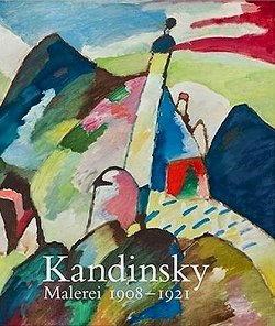 Dipinto di Vassily Kandisky