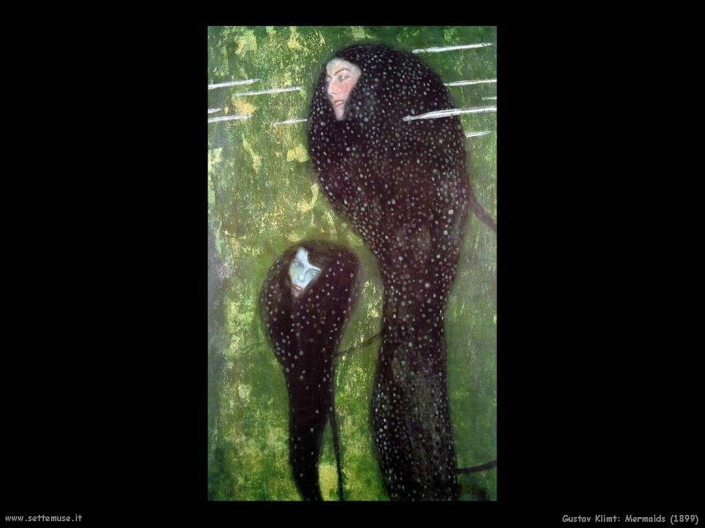 Klimt 1899_mermaids