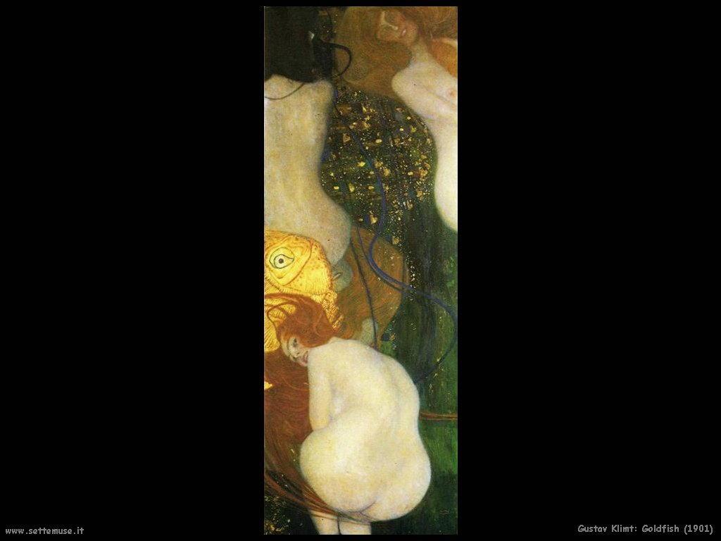 Klimt 1901_goldfish