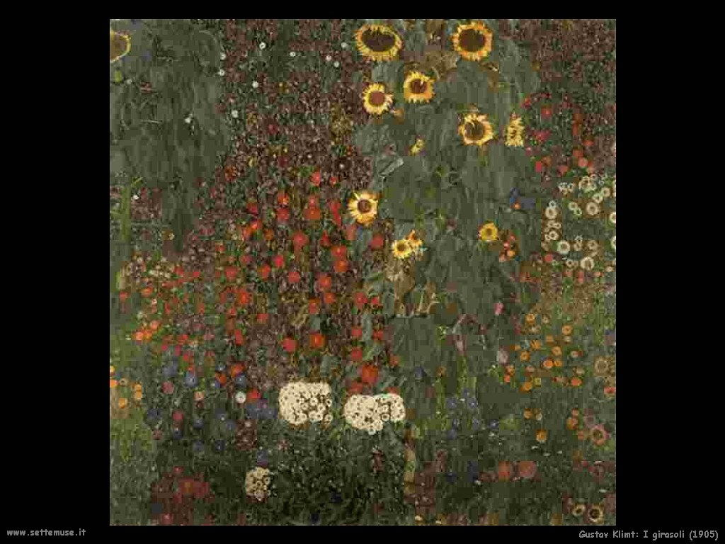 Klimt 1905_i_girasoli