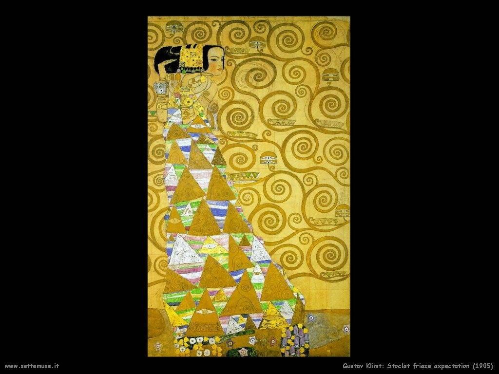 Klimt 1905_stoclet_frieze_expectation