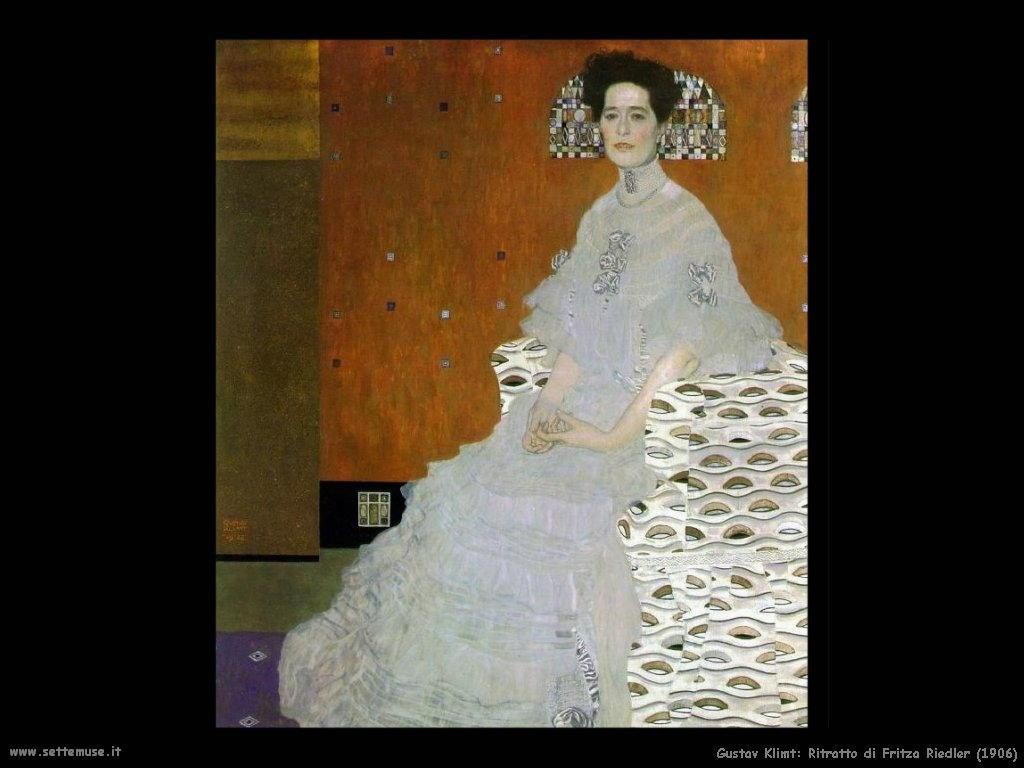 Klimt 1906_portrait_of_fritza_riedler