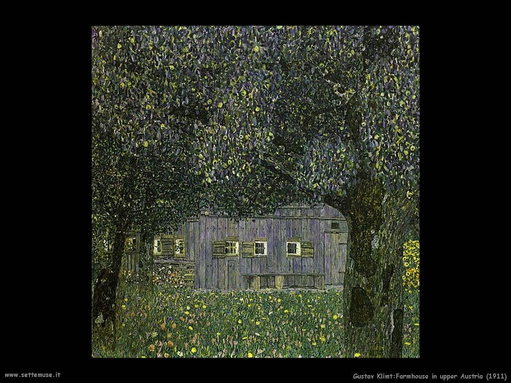 1911_gustav_klimt_523_farmhouse_in_upper_austria