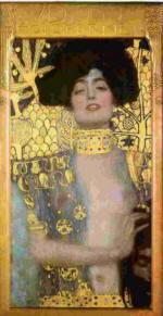 Gustav Klimt  Judith 1901