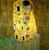 Gustav Klimt Il bacio 1908