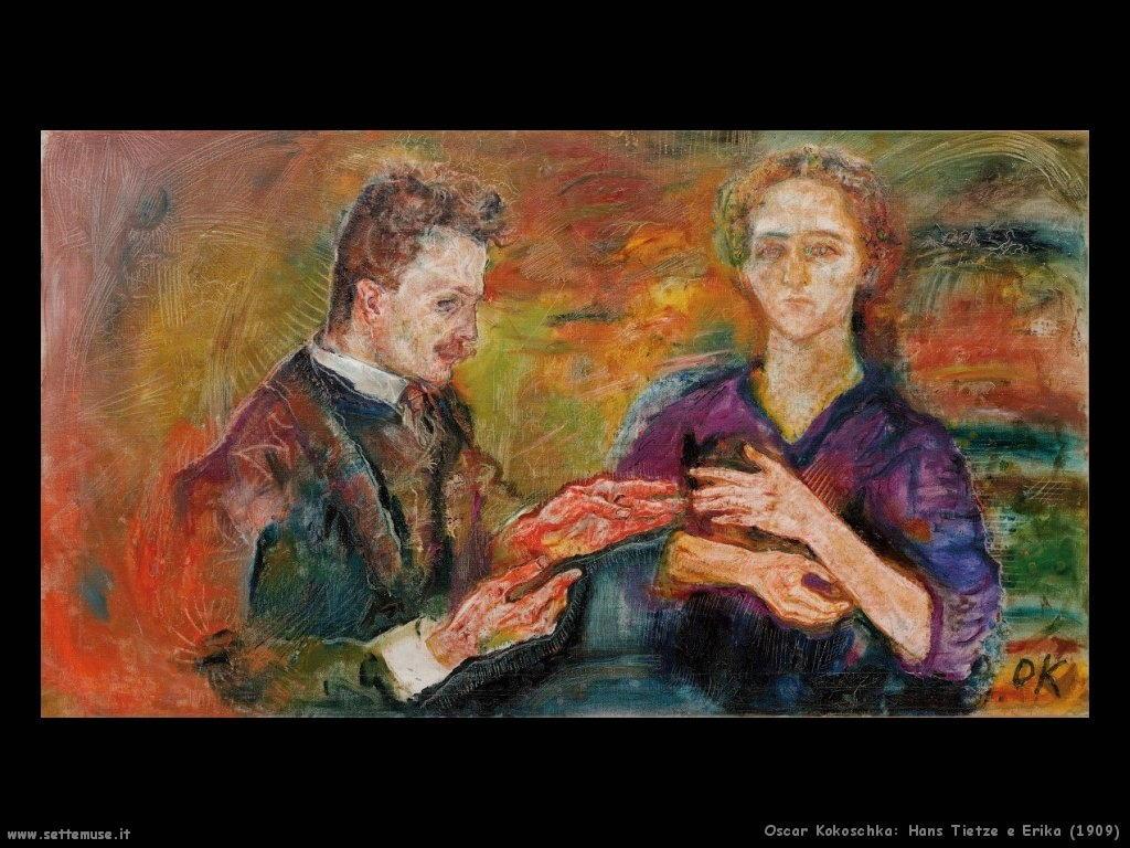oscar_kokoschka_hans_tietze_e_erika_1909