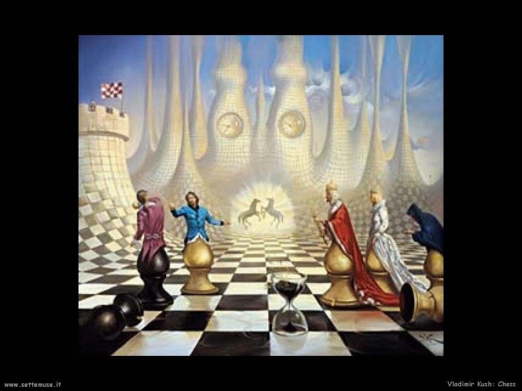vladimir kush scacchi