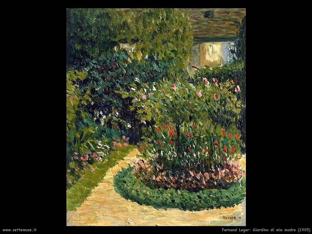 fernand_leger_giardino_di_mia_madre_1905