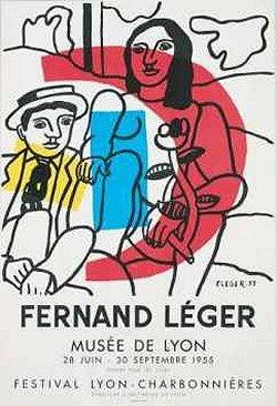 Disegno di Fernand Leger