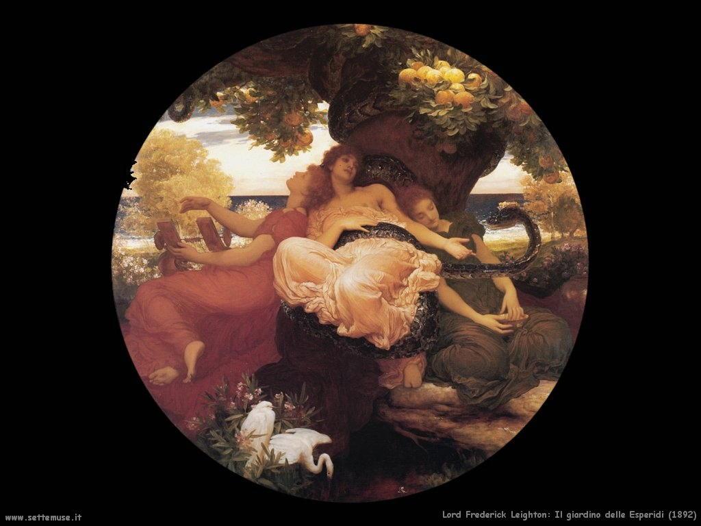 giardino_delle_esperidi_1892 Lord Frederick Leighton