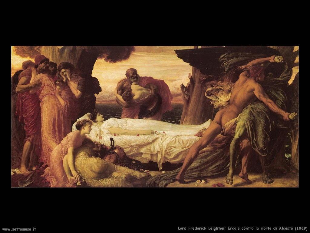 ercole_contro_la_morte_di_alceste_1869 Lord Frederick Leighton