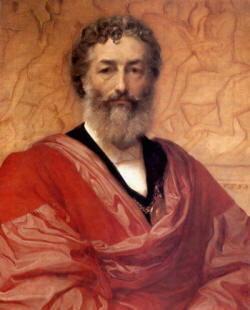 Autoritratto di Frederic Leighton