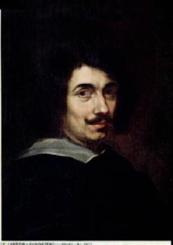 Autoritratto di Claude Gellèe (Lorrain)