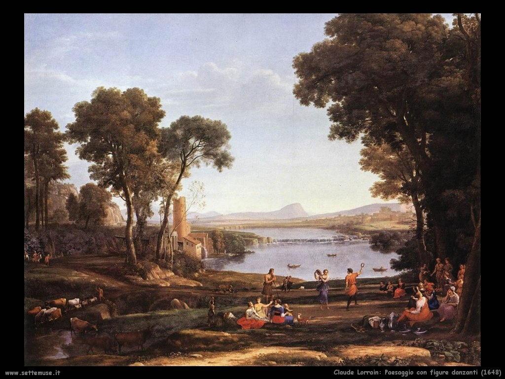 Claude Lorrain_paesaggio_con_figure_danzanti_1648