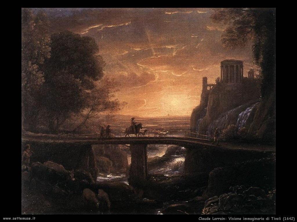 Claude Lorrain_visione_immaginaria_di_tivoli_1642