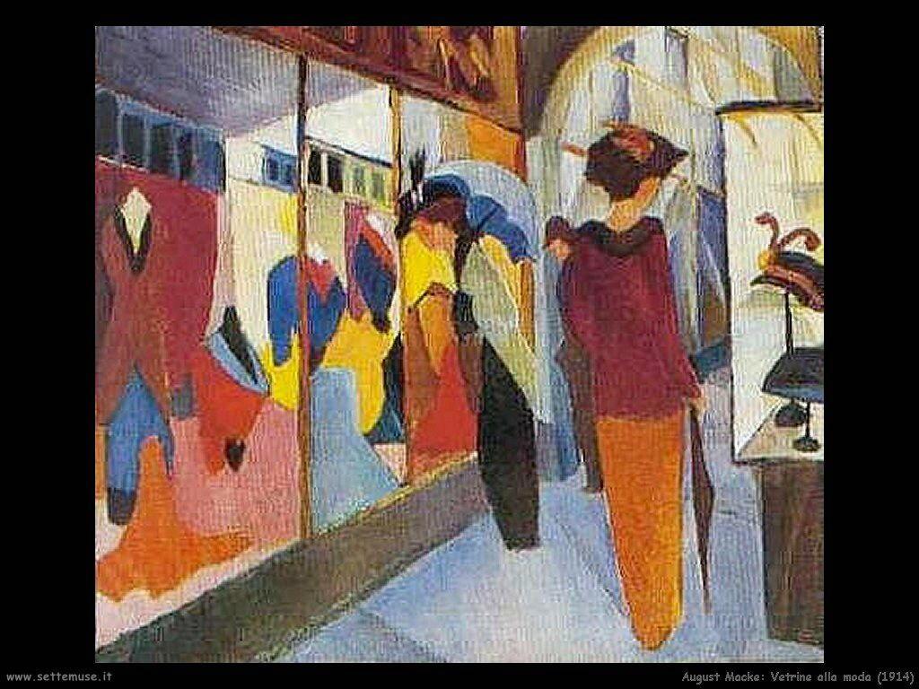 august_macke_vetrine_alla_moda_1914