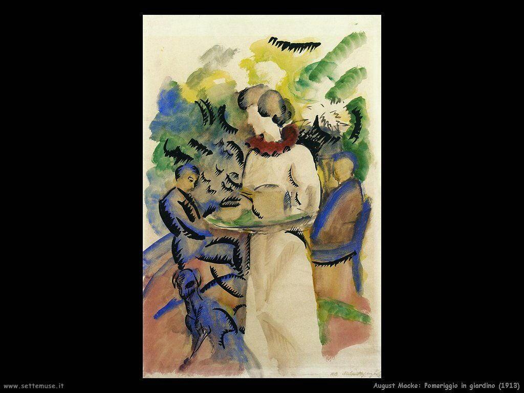 august_macke_pomeriggio_in_giardino_1913