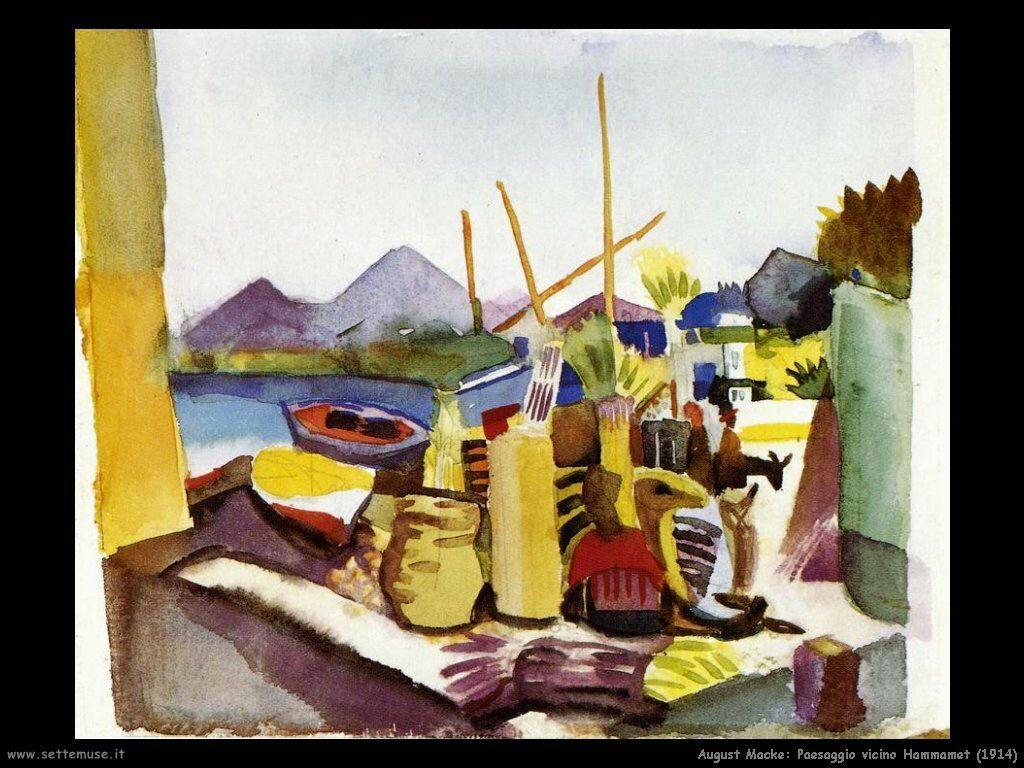 august_macke_paesaggio_vicino_hammamet_1914