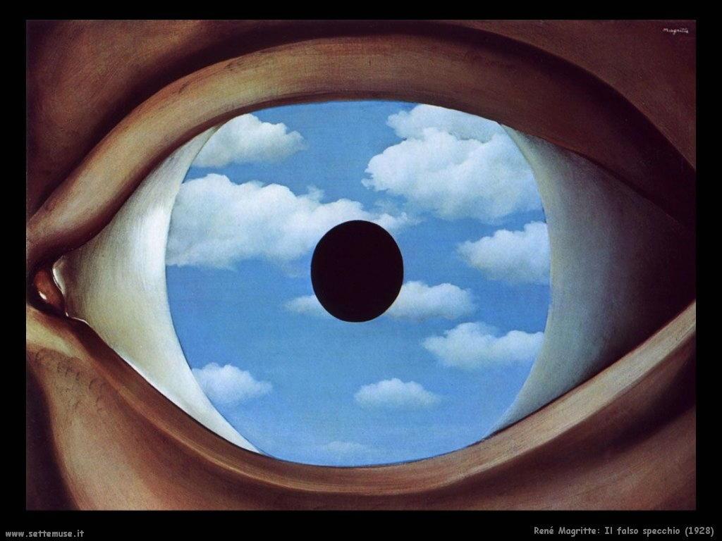 rene_magritte_falso_specchio_1928