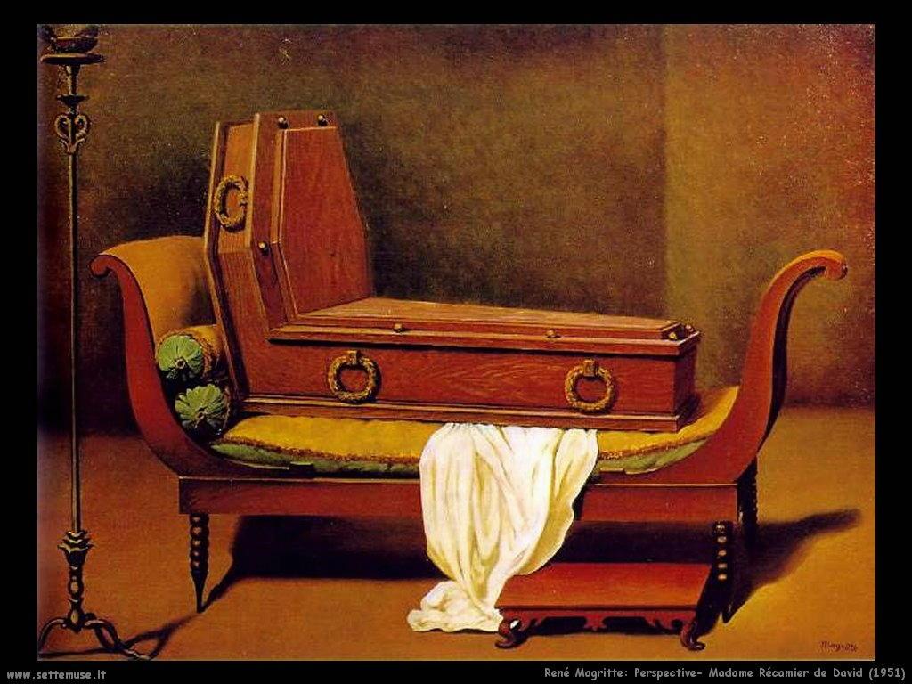 rene_magritte_perspective_madame_recamier_1951