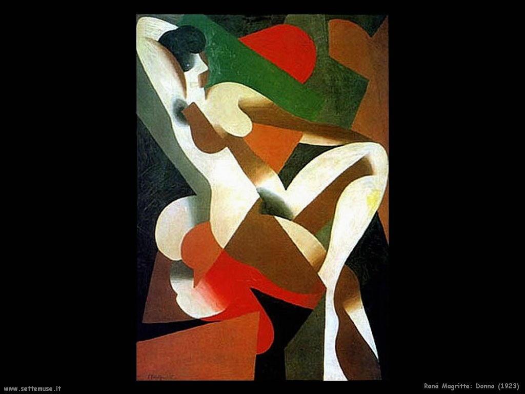 rene_magritte_donna_1923