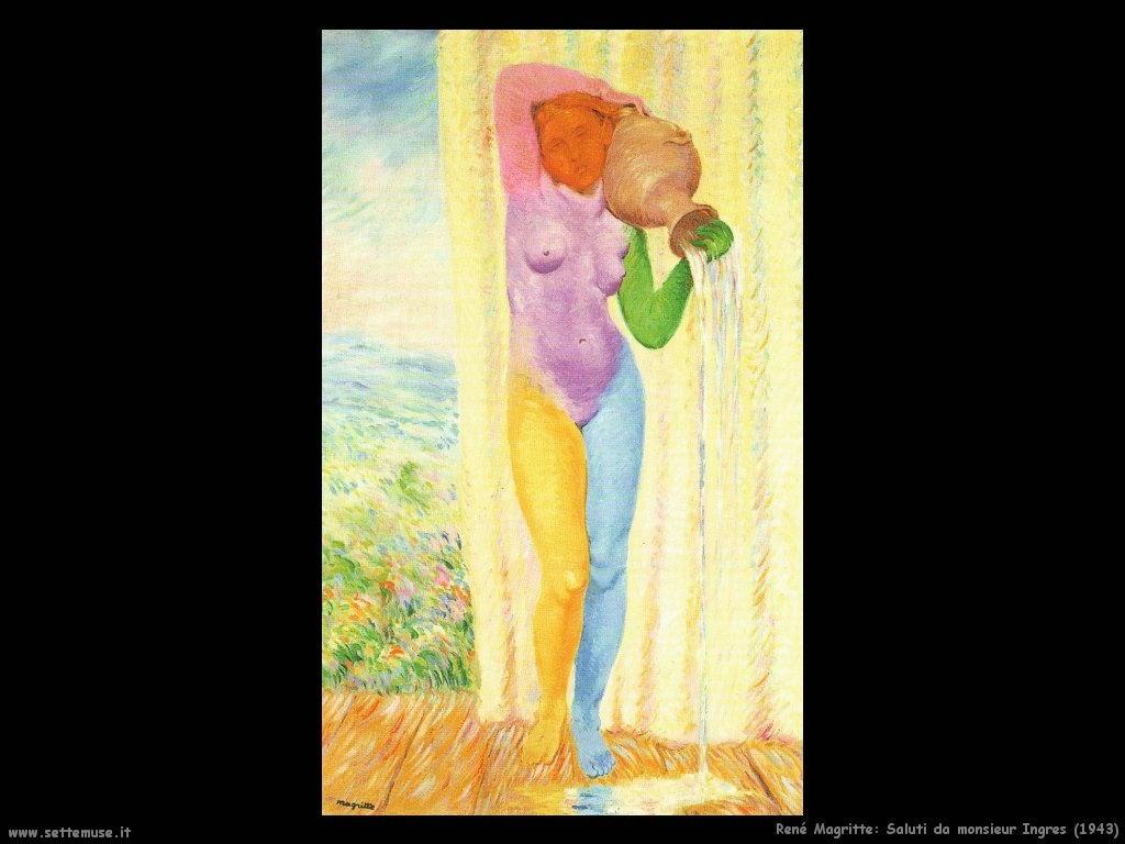 rene_magritte_saluti_da_monsieur_ingres_1943
