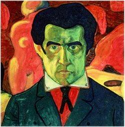 Ritratto di  Kazimir Malevich