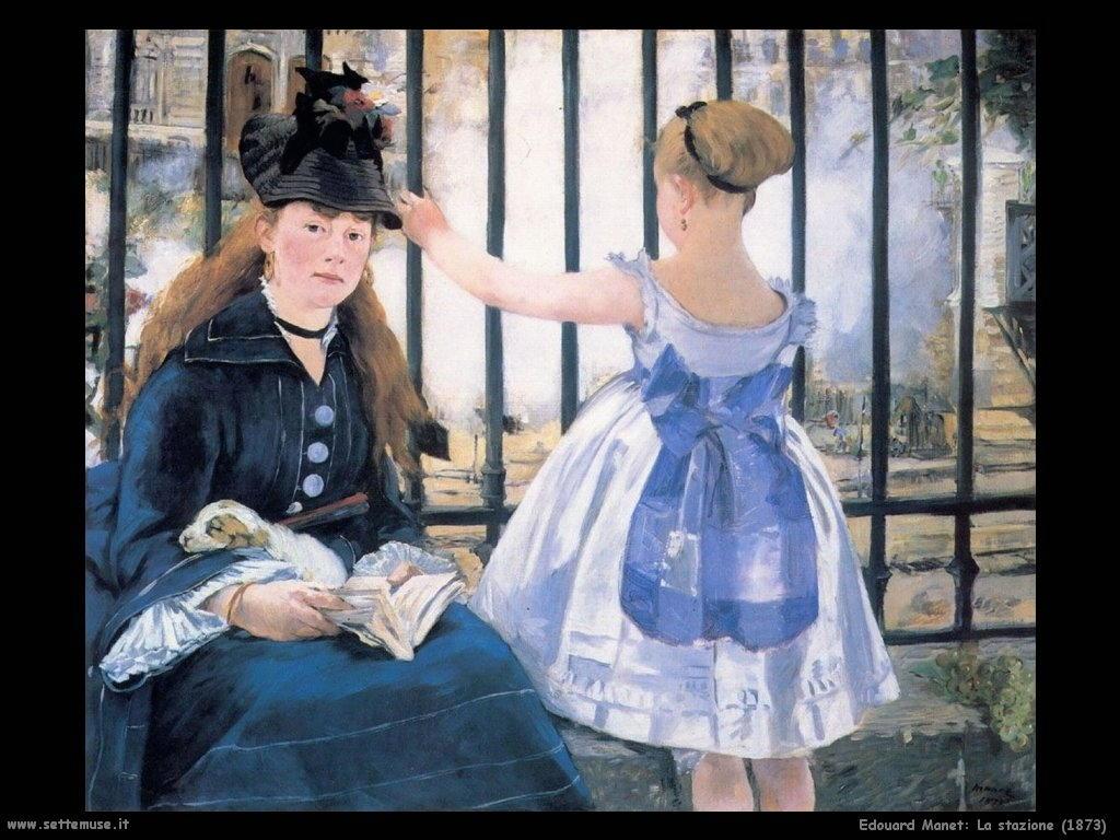 Edouard Manet _la_stazione_1873