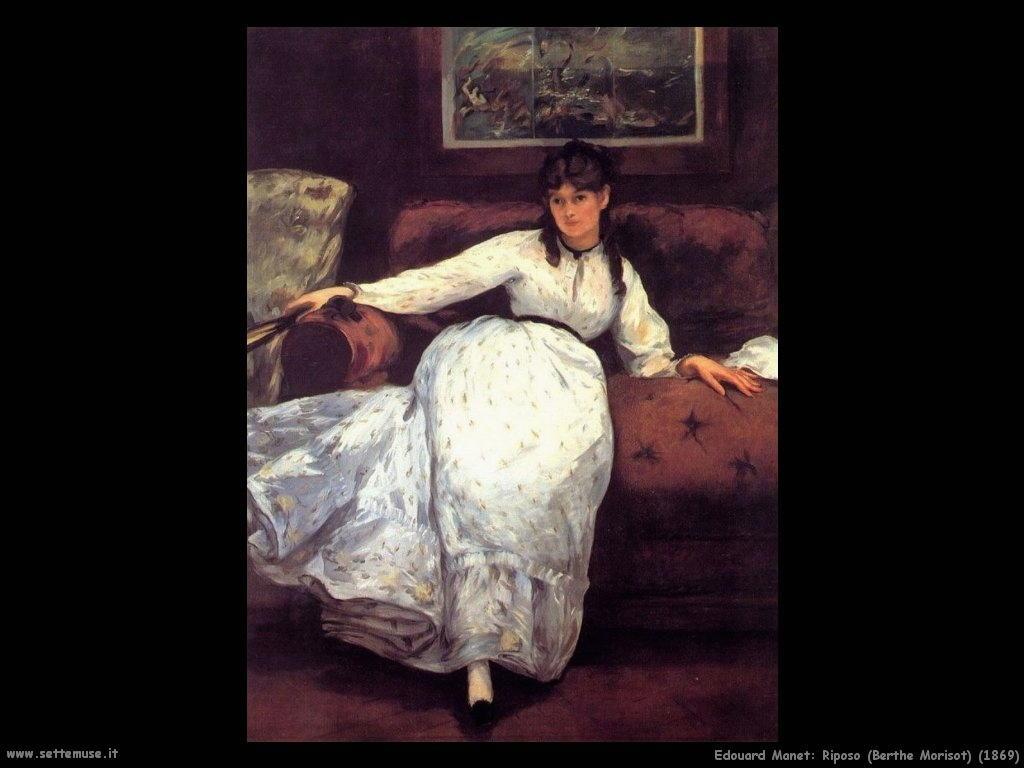Edouard Manet_riposo_berthe_morisot_1869