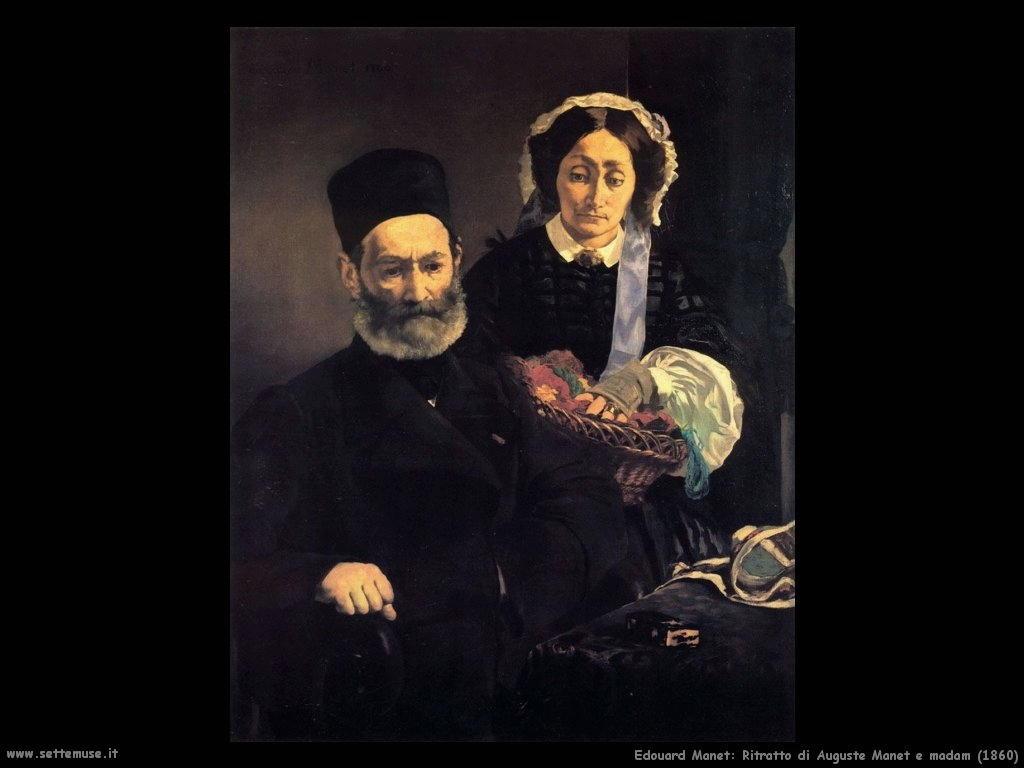 Edouard Manet_ritratto_di_auguste_manet_e_madam_1860