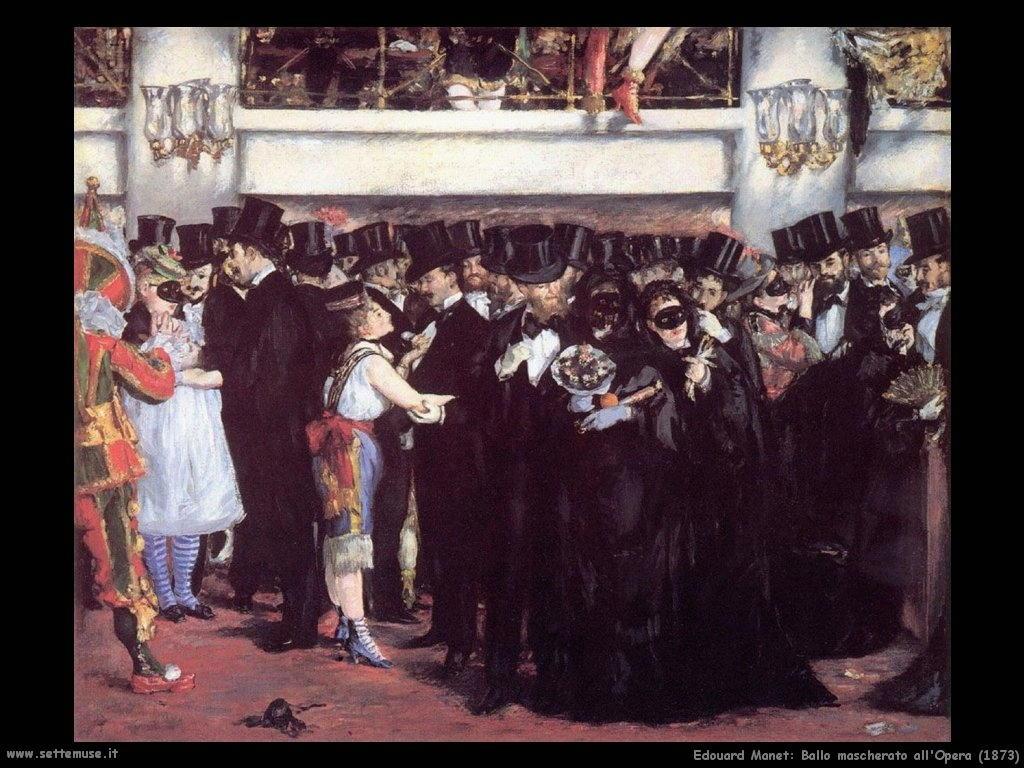 Edouard Manet _ballo_mascherato_all_opera_1873