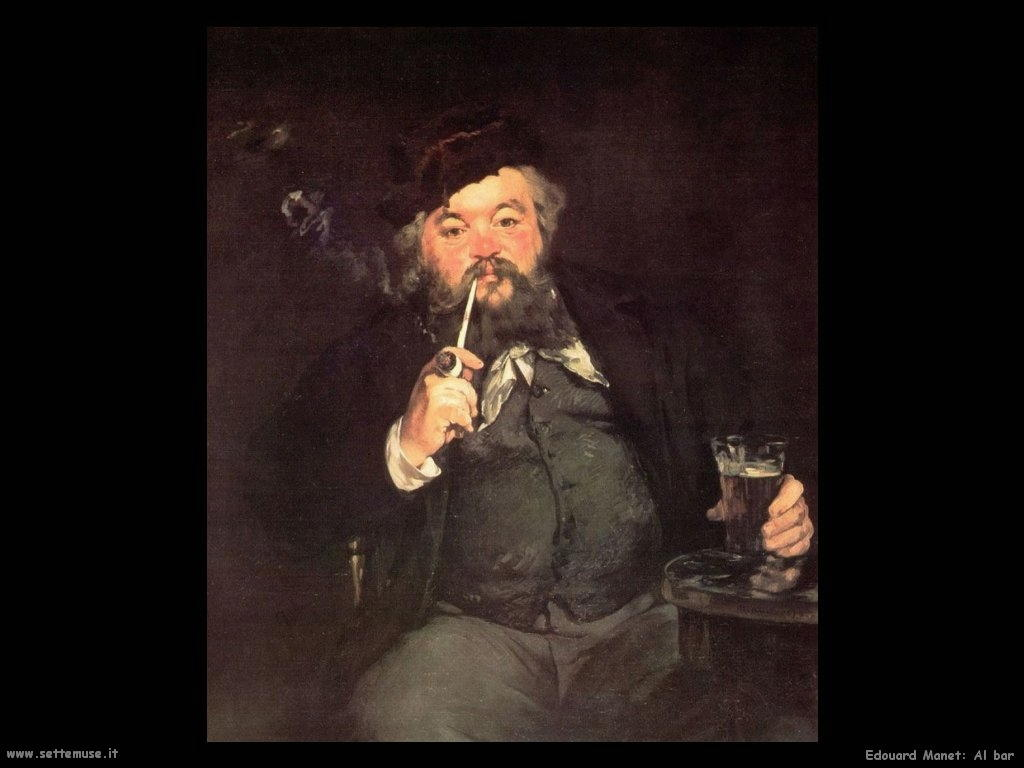 Edouard Manetle bon bock