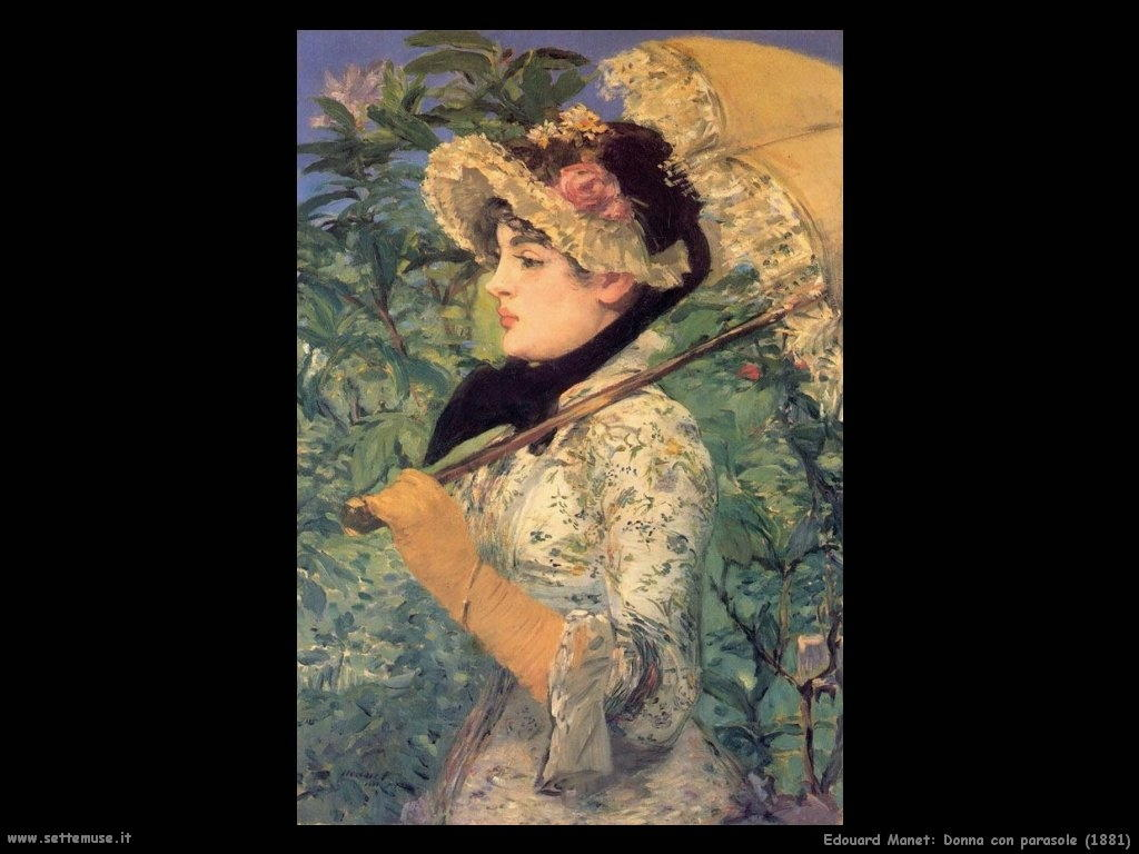 Edouard Manet_donna_con_parasole_1881