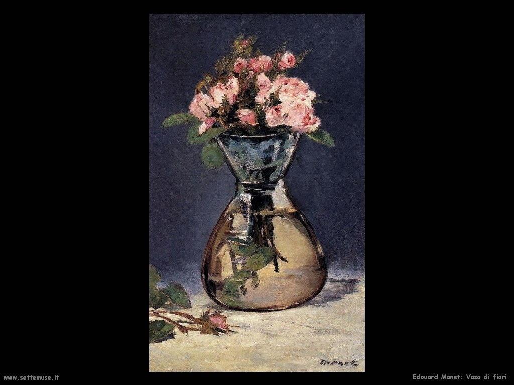 Edouard Manet _vaso_di_fiori