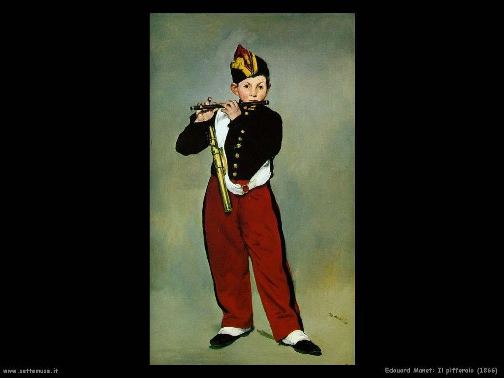 Edouard Manet_il_pifferaio_1866