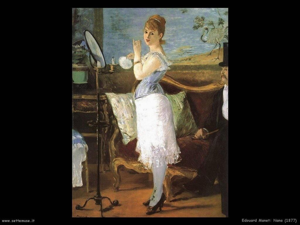 Edouard Manet_nana_1877