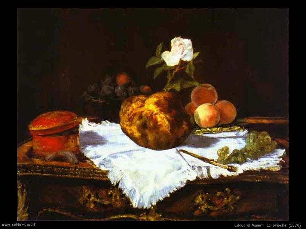Edouard Manet _la_brioche_1870