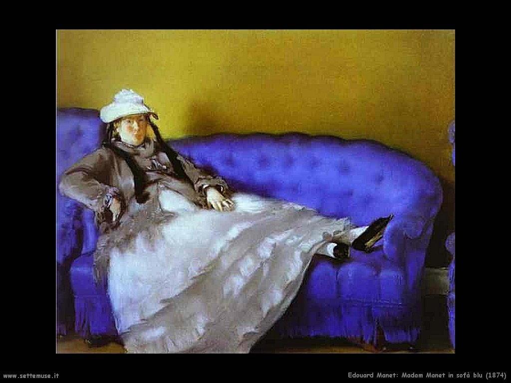 Edouard Manet_ritratto_madam_manet_in_sofa_blu_1874